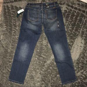 INC Denim Skinny Leg Curvy Fit - Size 8S - New!